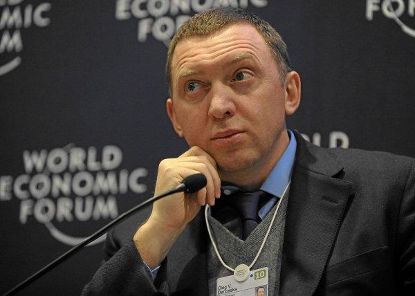 Forbes: Дерипаска из-за санкций за несколько часов потерял $1 млрд