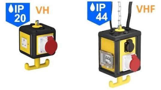 Подвесной блок от ОБО Беттерманн VH/VHF
