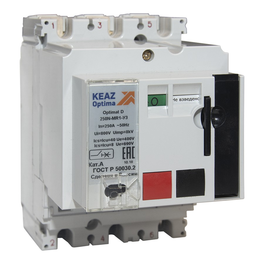 КЭАЗ представляет двигательный привод для OptiMat D — удобно, как ни крути!
