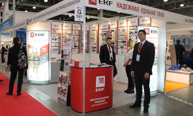 EKF приглашает на выставку PCVExpo-2018