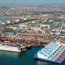 BEWARD установил систему видеонаблюдения в морском порте Оля