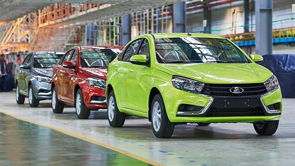 Нардепы хотят запретить импорт автомобилей из России