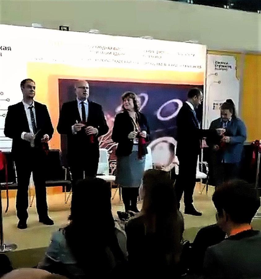 Выставка Interlight Moscow powered by Light + Building стартовала 6 ноября в полдень!