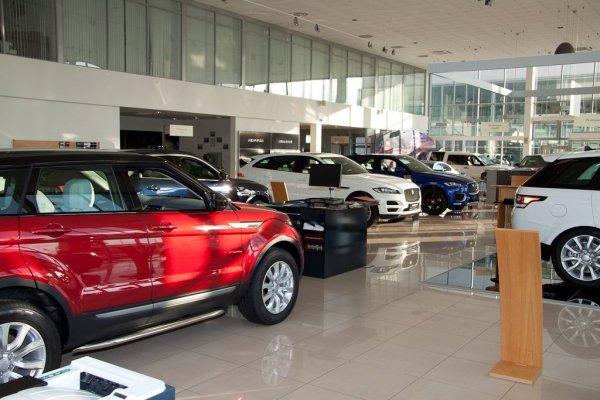 В Москве растет объем продаж новых легковых авто
