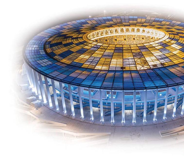 Статья LS IS об обеспечении электроснабжением стадионов к чемпионату мира опубликована в «Электротехническом рынке»