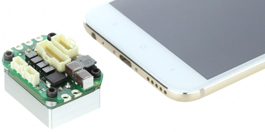 Запущен в производство один из самых производительных миниатюрных контроллеров в мире EVEREST-XCR
