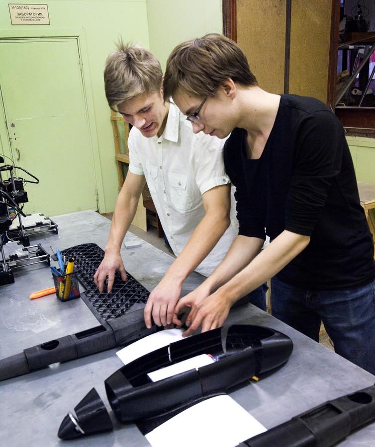 студенты создадут беспилотник-конвертоплан и систему для распознавания лиц