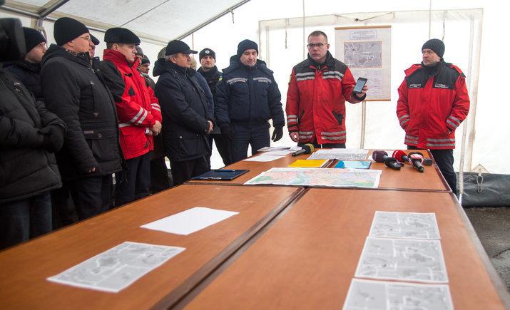 Без паники: на следующей неделе в Киеве пройдут масштабные учения с включением сирены