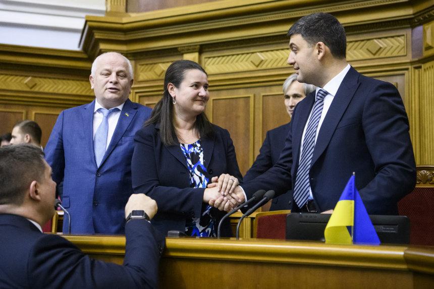 Рада приняла госбюджет-2019