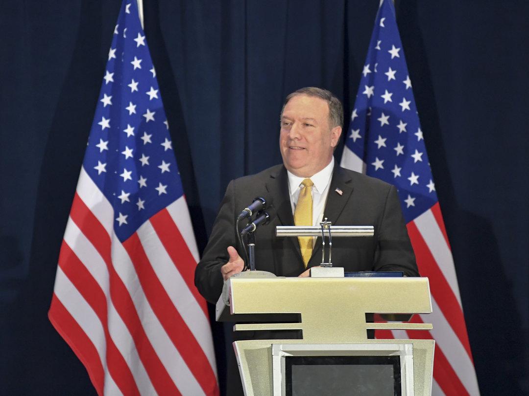 США запустят второй раунд санкций против России