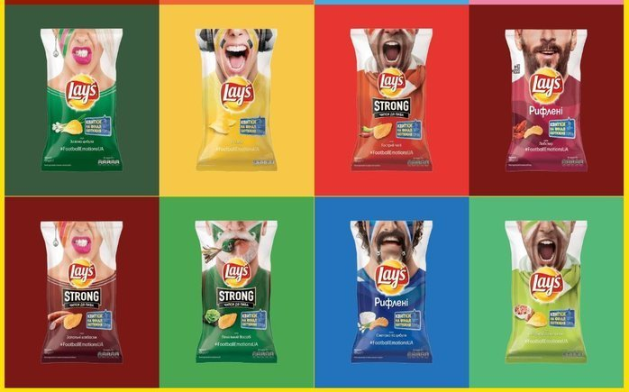 В следующем году чипсы Lay's будут производить в Украине