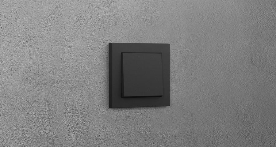 Новая серия выключателей от компании Gira