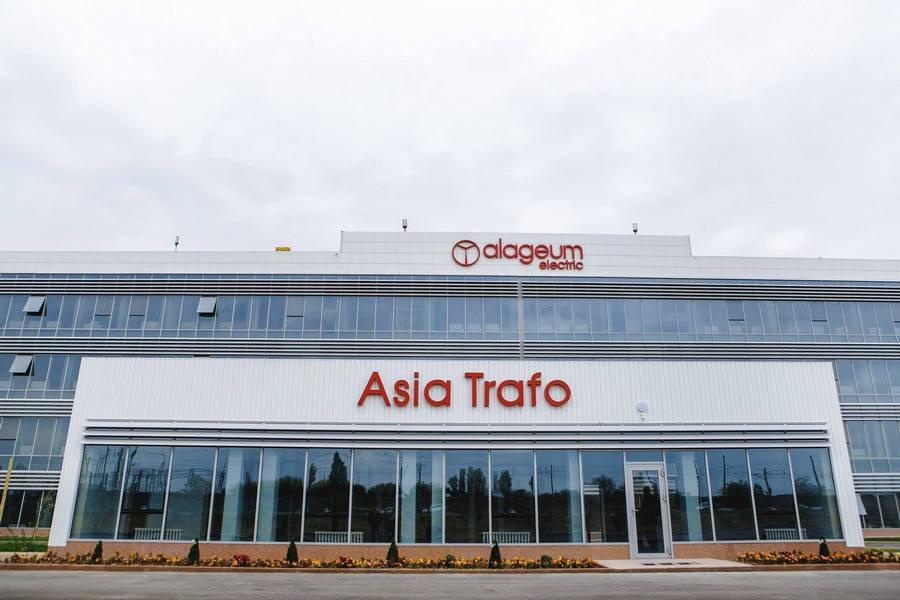 «Банк Развития Казахстана» принял участие в реализации масштабного проекта по строительству и поддержке предприятия Asia Trafo