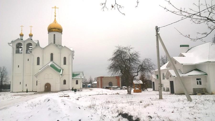 «Ивэнерго» обеспечил электроснабжением приходской дом в поселке Савино Ивановской области