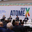 В Международном форуме «АТОМЕКС 2018» приняли участие свыше 850 компаний-поставщиков