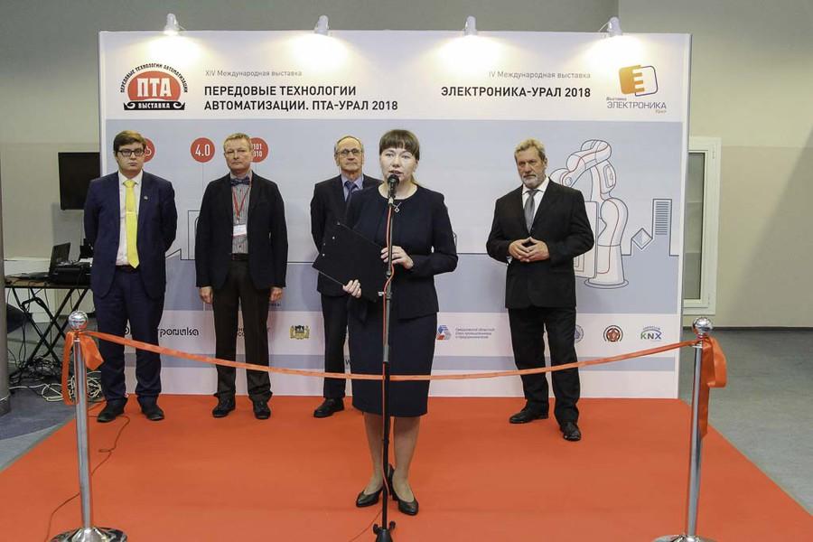 Выставки «Передовые Технологии Автоматизации. ПТА-Урал» и «Электроника-Урал» с успехом состоялись в Екатеринбурге