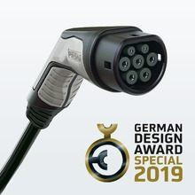 Зарядные кабели для электромобилей заслуженно получили очередную награду