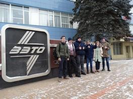 Представители инжинирингового центра и студенты ПсковГУ посетили завод «ЗЭТО»