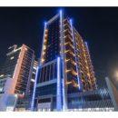 Кастомизированные решения IntiLED в проекте освещения апарт-отеля в Дубае