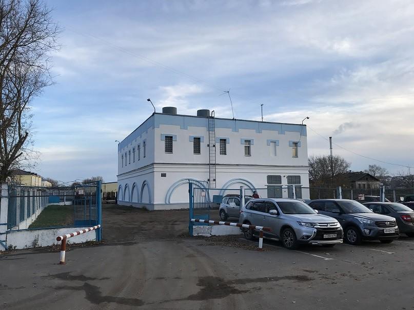 Современное оборудование GRUNDFOS на главной насосной станции Костромы