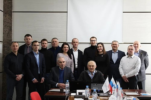 Общее собрание членов Союза РОССЭД