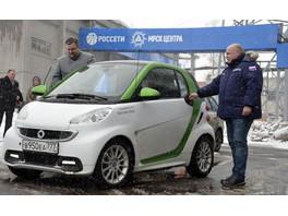 Руководство «Тамбовэнерго» встретилось с владельцами электромобилей