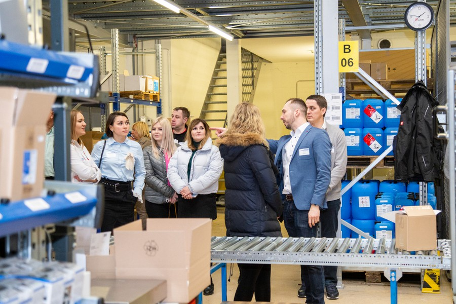 Коллеги и партнёры увезли с собой массу полезной информации и заряд «химической» энергии на будущие успехи