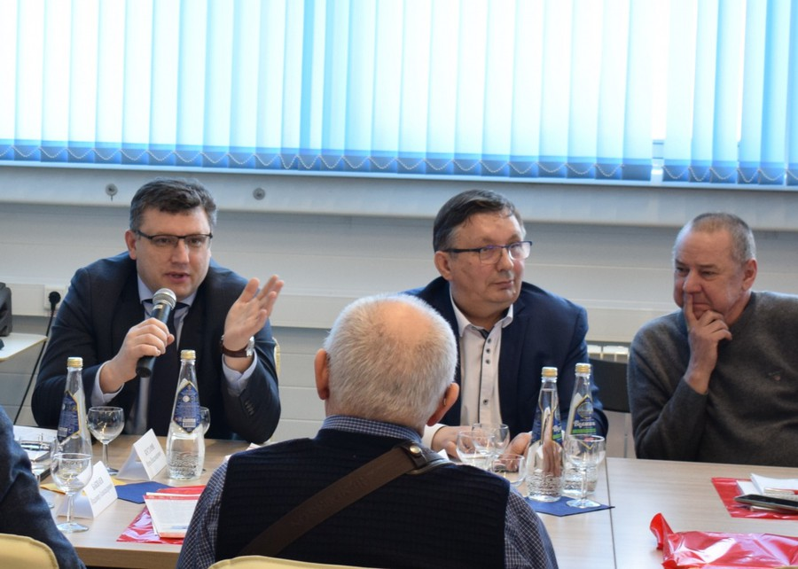 На НПО «Каскад» прошло очередное заседание Клуба промышленников