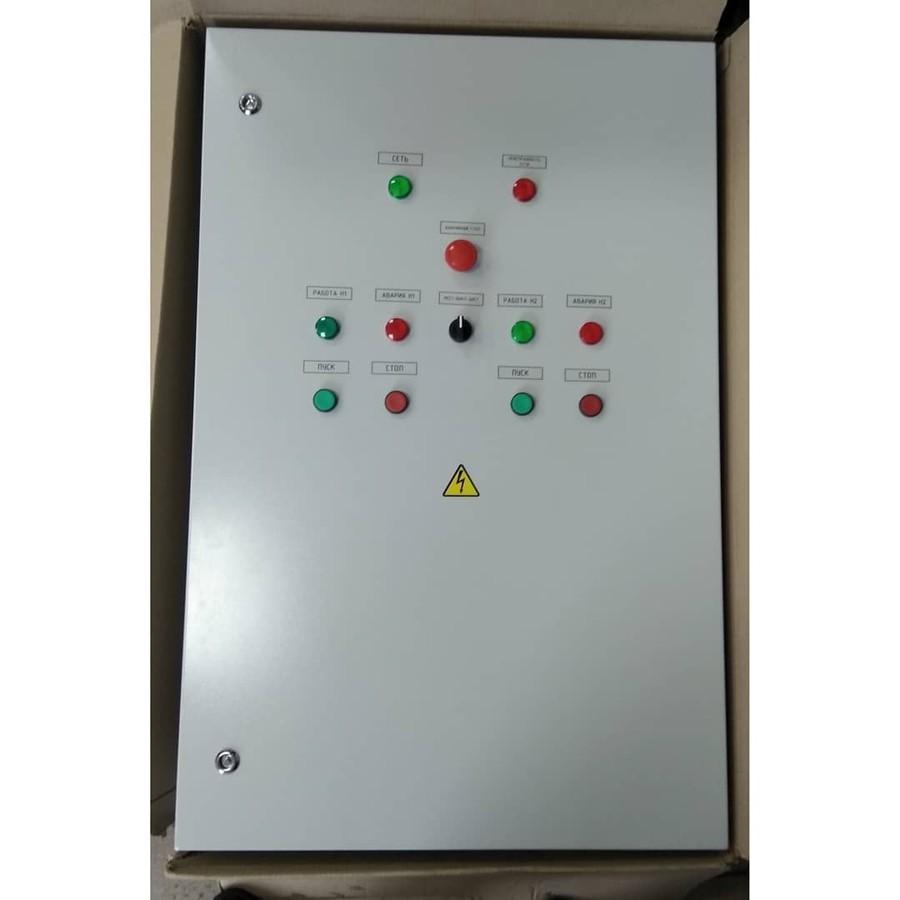 На базе программируемого реле ОВЕН ПР-200 разработан шкаф управления плавучей насосной станцией «Донуголь»
