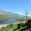 ФСК ЕЭС начала строительство новой линии электропередачи 220 кВ «Минусинская-опорная — Кошурниково тяговая — Саянская тяговая — Камала-1»
