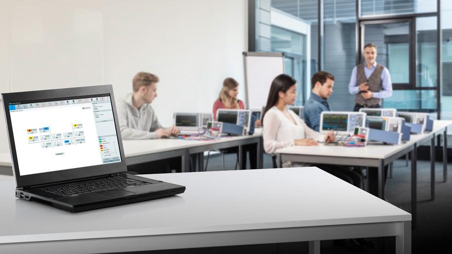 Rohde & Schwarz представила новое программное решение — R&S Campus Dashboard