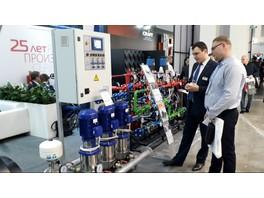 АДЛ представила свои разработки на выставке Aquatherm в Москве