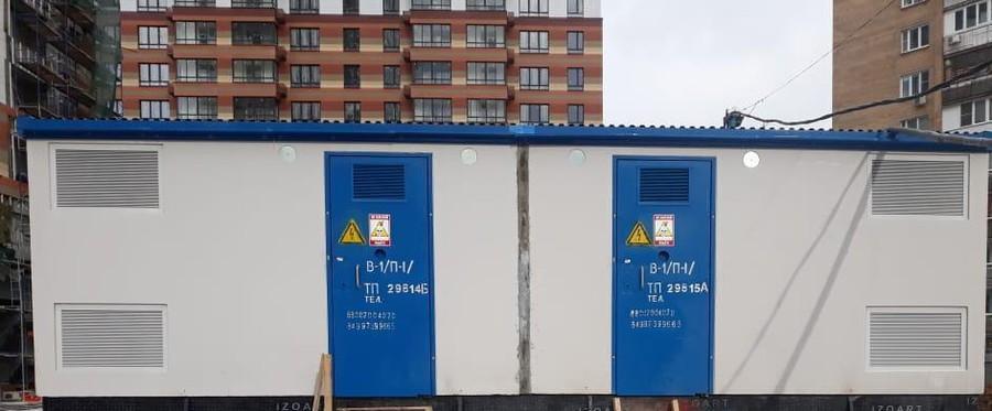 МОЭСК подключает к сетям объекты недвижимости в исторических районах столицы