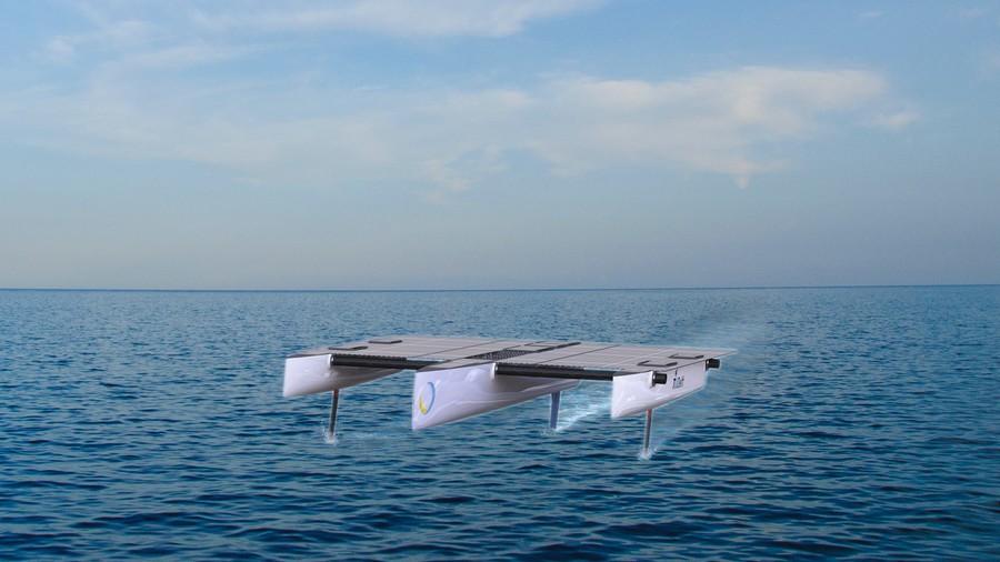 Гетероструктурные солнечные ячейки производства «Хевел» для морской солнечной лодки