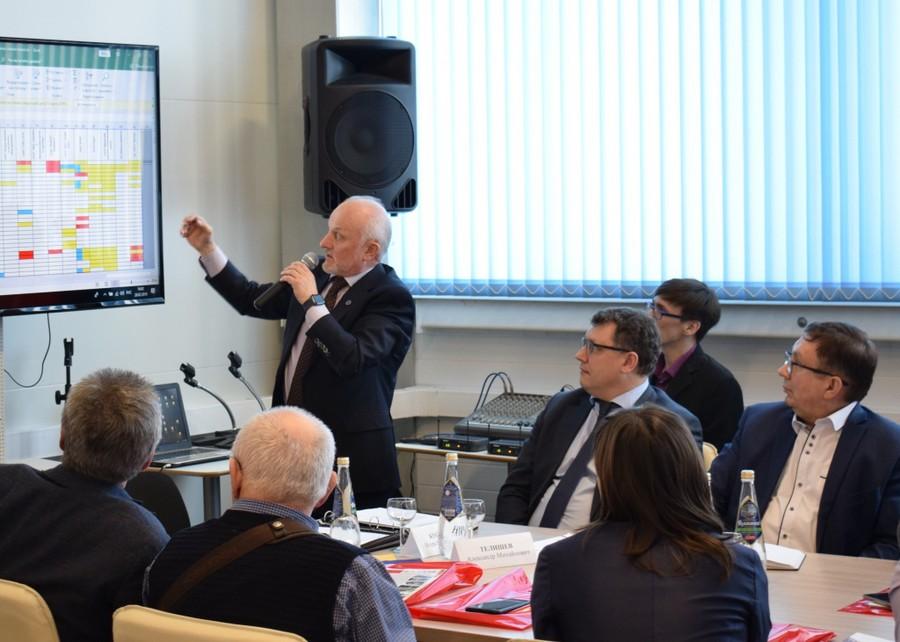 По всем поставленным вопросам участниками заседания были высказаны конкретные предложения и намечены пути решения