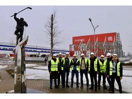 Компания ДКС организовала поездку для электромонтажников на свое производство в Твери