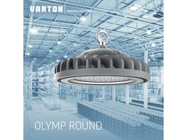 Компания Вартон запускает в серийное производство светильники Olymp Round