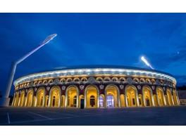 IntiLED осветил национальный олимпийский стадион «Динамо» в Минске