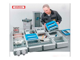 Распределительные устройства Mi до 630А HENSEL доступны к заказу на базе «ЭЛЕКТРОФФ»