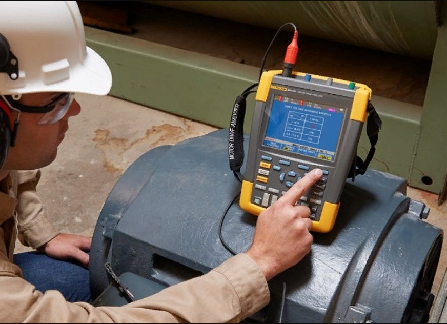 Анализатор работы электроприводов Fluke MDA-500