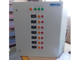 Специалистами «Микроникс» были разработаны и изготовлены два шкафа вибромониторинга