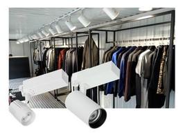 Светодиодные трековые светильники IEK® — яркий акцент для коммерческих интерьеров