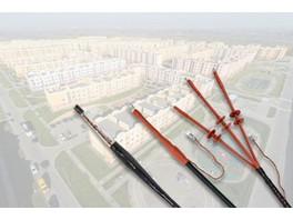 Новинка IEK® — муфты для кабеля с изоляцией из сшитого полиэтилена напряжением до 10 кВ