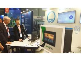 «КРУГ» завершил свою работу на 16-й Международной выставке нефтегазового оборудования и технологий MIOGE-2019
