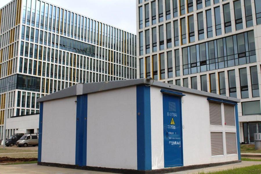 Энергетики ПАО «МОЭСК» обеспечили 8,9 МВт мощности для ввода первой очереди строительства крупнейшего медицинского центра в ТиНАО