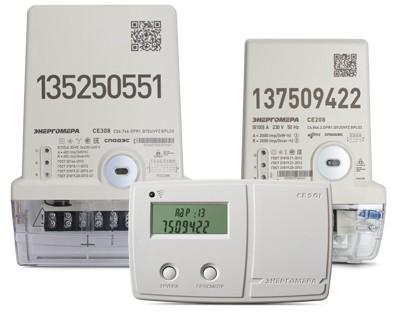 «Энергомера» представляет новинку — счетчики электроэнергии СПОДЭС
