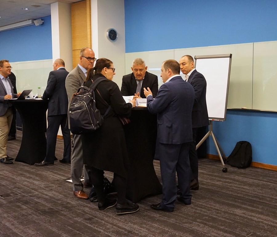 Обмен лучшим опытом на базе IMELCO серьезно помогает РАЭК находить новые идеи для развития