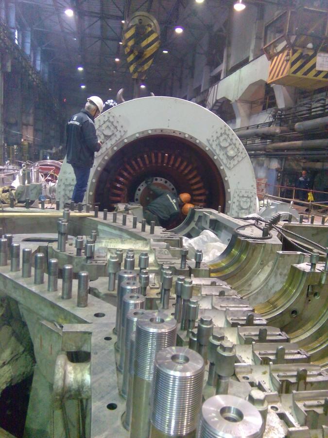 Генератор производства «ЭЛСИБ» введён в эксплуатацию на «Магнитогорском металлургическом комбинате»