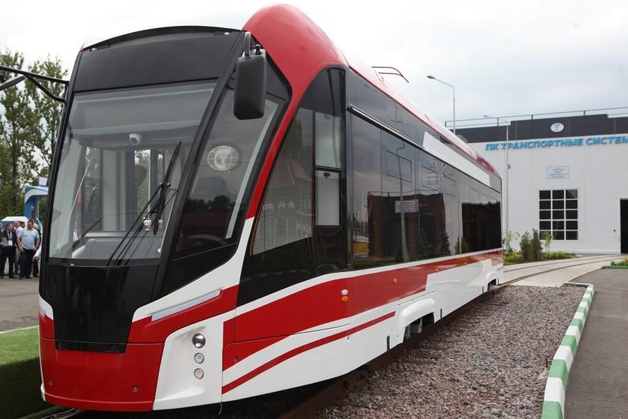 Новинки городского пассажирского транспорта на выставке в Москве 14-16 мая
