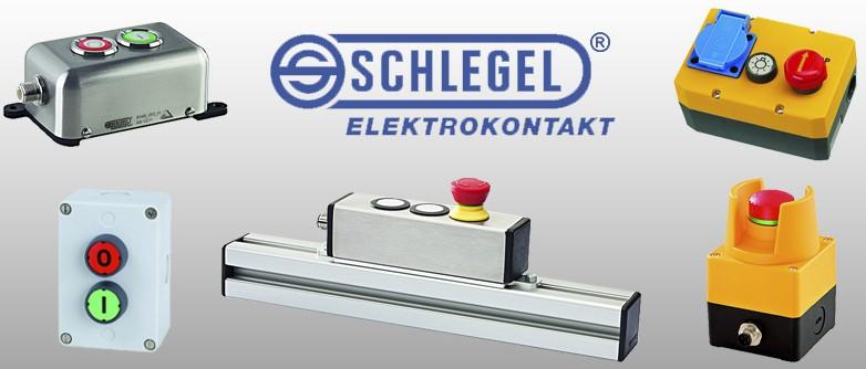 «НеоТех» представляет кнопочные посты управления от Schlegel